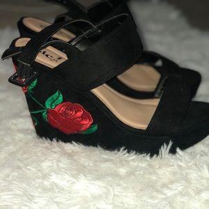 size 10 heels.